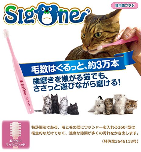 ビバテックシグワン『猫用歯ブラシ』
