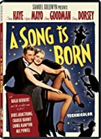 A Song is Born (1948) [DVD] [Import]