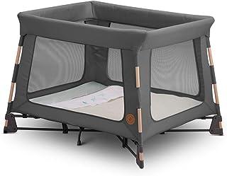 Maxi-Cosi Swift 3-in-1-Reisebett, leichtes Reisebett, klappbares Reisebett, geeignet von Geburt an, 0-3,5 Jahre, 0-15 kg, Beyond Graphite grau