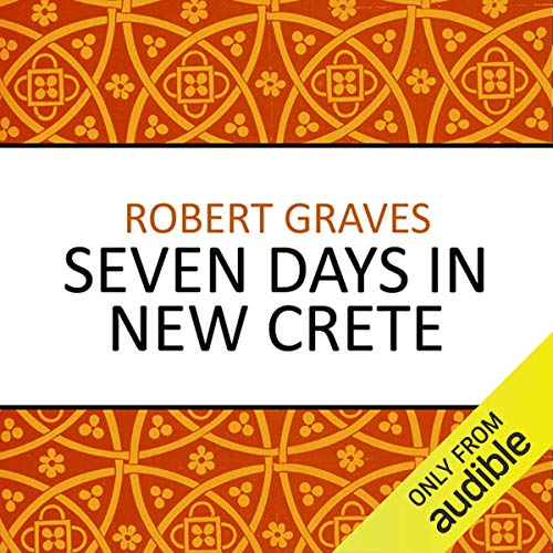 Couverture de Seven Days in New Crete