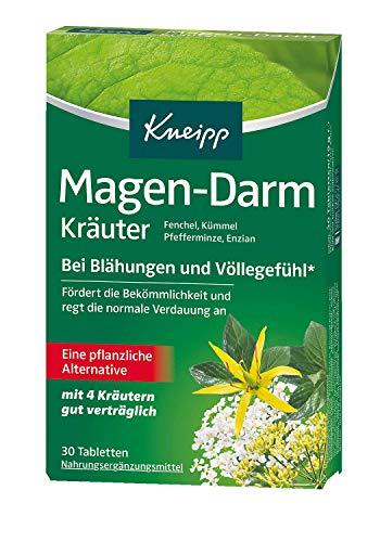 Kneipp Magen-Darm Kräuter (1 x 30 Tabletten)