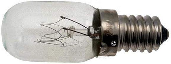 Brandt–Lámpara microondas 25W E14para Micro Ondes Brandt