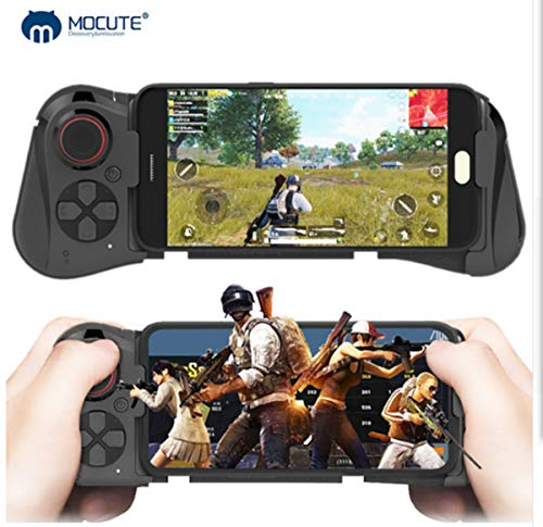 Mocute 058 Wireless BT Gamepad Smart Game Controller for Android Smartphone Samsung S8, S9 Note 8 Huawei, Xaiomi vivo x21 Oppo Android Tablet PC