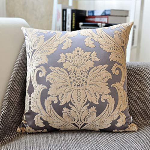 Pillow Throw Funda de cojín más Gruesa Dormitorio Almohada de Noche Almohada de Cintura Sala de Estar Almohada de Espalda Grande