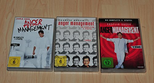 Staffel 1-3 (8 DVDs)