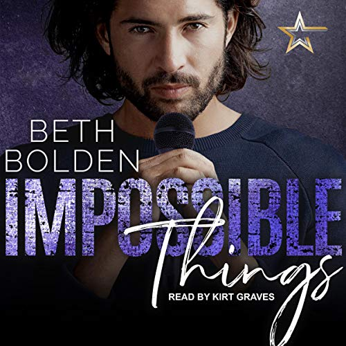 Impossible Things audiobook cover art