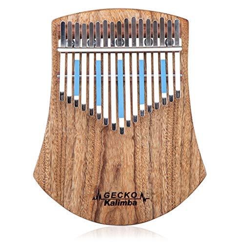Kalimba Kampfer aus Holz, Daumen, Klavier, Finger, Percussion, Musikinstrument, 1 Set