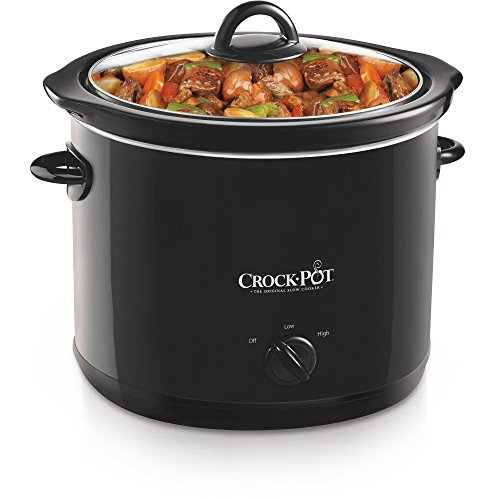 4-Quart Crock-Pot Slow Cooker
