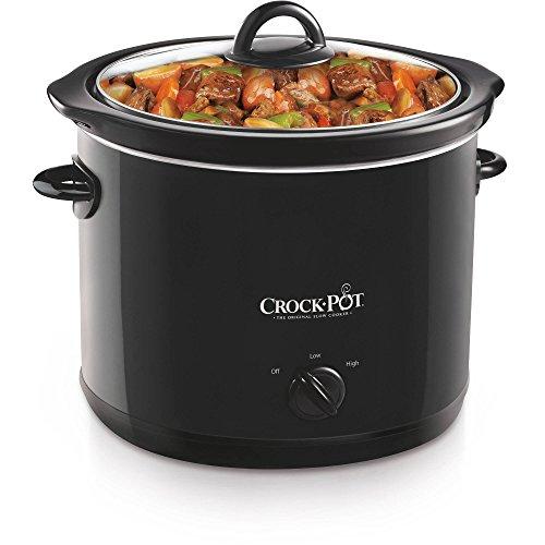 4-Quart Crock-Pot Slow Cooker