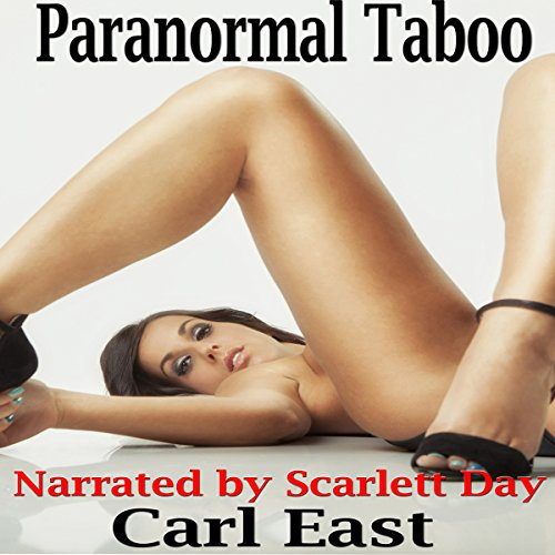 Paranormal Taboo audiobook cover art