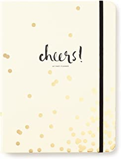 Kate Spade New York Gold Confetti Dot Party Planning / Planner