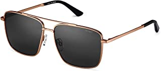 Navigator | Women's & Men's Square Sunglasses | 57 mm