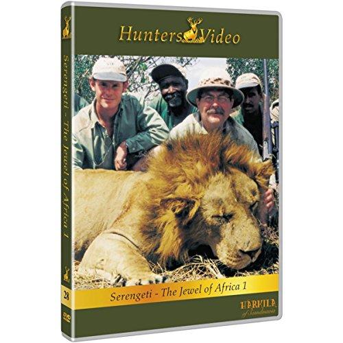 Hunters Video DVD Serengeti 1- The Jewel of Africa