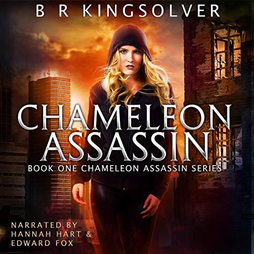 Chameleon Assassin Audiobook By BR Kingsolver cover art