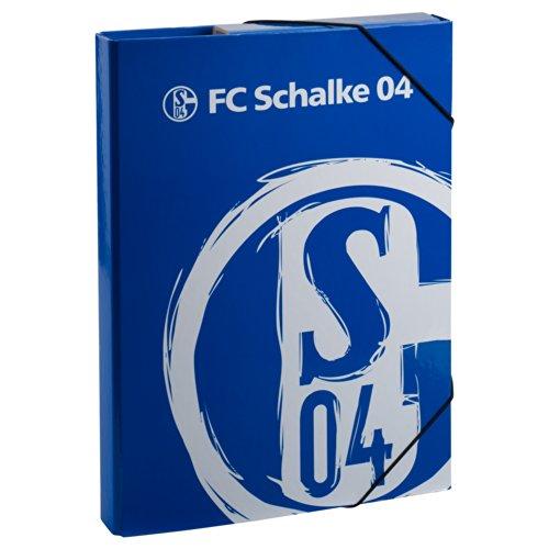 FC Schalke 04 Heftbox A4