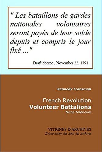 French Revolution - Volunteer Battalions: Seine Inférieure (Vitrines d