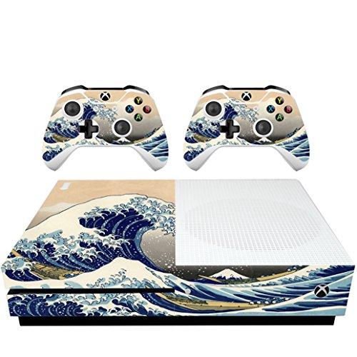 The Great Wave Off Kanagawa Skin For Xbox One S Wrap Decal VWAQ-XSGC8