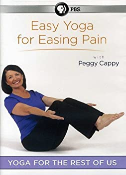 Yoga for the Rest of Us  Easy Yoga for Easing Pain with Peggy Cappy