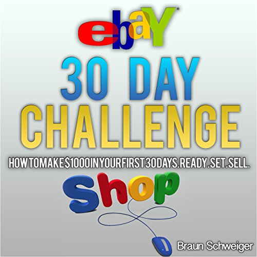 eBay 30 Day Challenge audiobook cover art