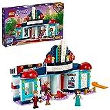LEGO 41448 Friends Cine de Heartlake City Juguete de Construcción Interactivo con Soporte para Teléfono y Mini Muñecas