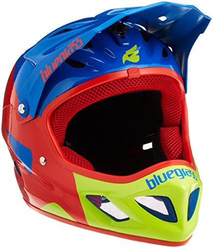 Elizabeth Arden Bluegrass Explicit Helm, Blue/Red/Green, 56-58 cm