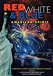 Image: Red, White and Blue: American Spirit | Michelle Justice (Director) | Rated: NR | Format: DVD