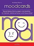 Mood Cards: Deute Deine Stimmung und Gefühle - für Klarheit, Selbstvertrauen und Gesundheit. 42 Karten mit Booklet. - Andrea Harrn
