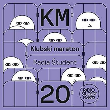 Klubski maraton 2020