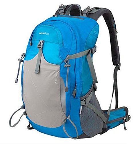sac à dos d'escalade de plein air 35L Bleu