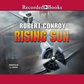 Rising Sun audiobook cover art
