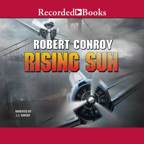 Rising Sun audiobook cover art