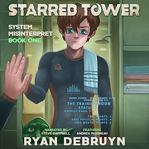 Starred Tower cover art