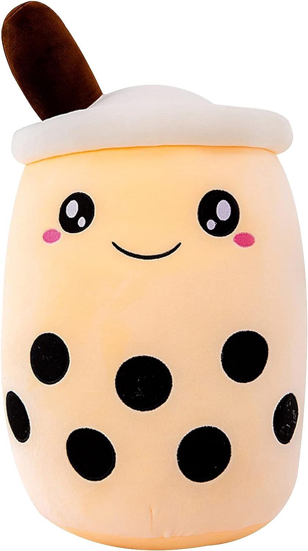 Bubble Tea Plush Phoenix Mall Soft Milk Pillow Shaped Kaw Stuffed Wholesale