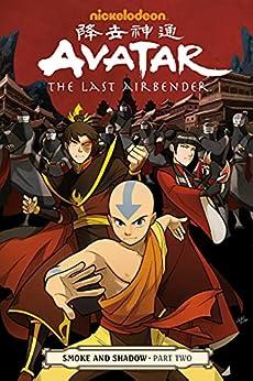 Avatar: The Last Airbender - Smoke and Shadow Part 2 by [Gene Luen Yang, Gurihiru]
