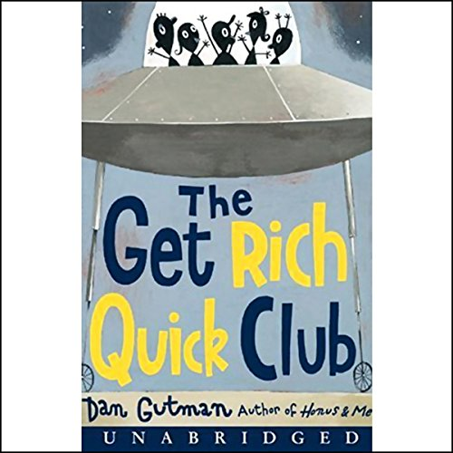 The Get Rich Quick Club audiobook cover art