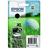 Epson original - Epson Workforce Pro WF-3720 DWF (34XL / C13T34714020) - Tintenpatrone schwarz - 1.100 Seiten - 16,3ml