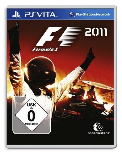 F1 2011 (PS Vita) [Importación alemana]