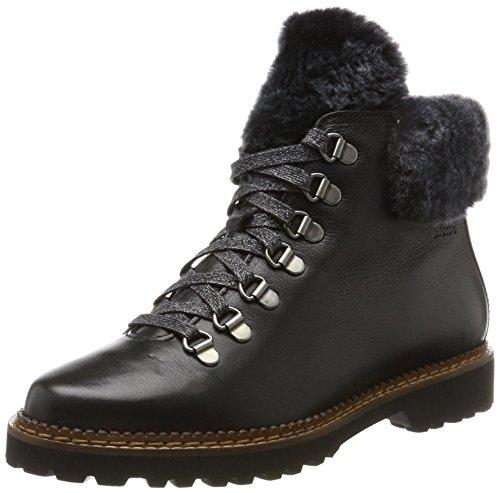 Sioux Verica-Wf, Damen Chukka Boots, Schwarz (Schwarz), 40 EU (6.5 UK)