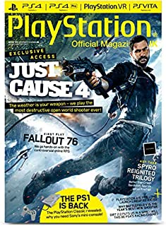 Playstation Magazine December 2018 - Just Cause 4