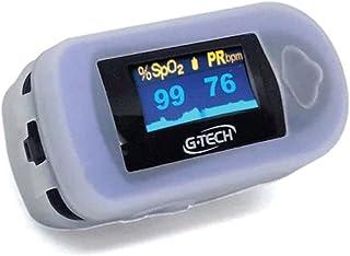 Oxímetro de Pulso portátil G-Tech modelo Oled Graph, G-Tech