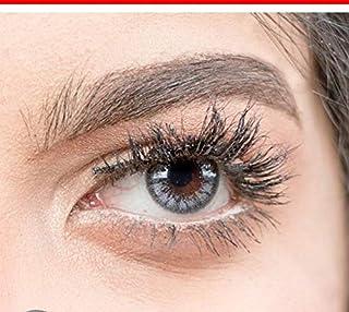 vision color cosmatic lenses ( smokey gray )