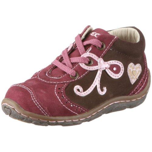 Geox Baby Lolly B0334R 32 C8270, Unisex Kinder Babyschuh, violett, (purple/brown C8270), EU 19