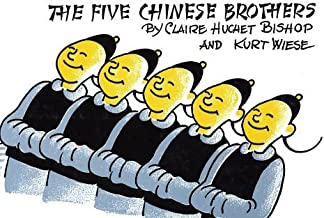 Five Chinese Bros by Bishop, Claire Huchet (1938) Hardcover