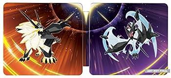 Pokémon Ultra Sun and Ultra Moon Steelbook Dual Pack - Nintendo 3DS