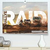 RALLYE RAID (Premium, hochwertiger DIN A2 Wandkalender 2022, Kunstdruck in Hochglanz): Ein atemberaubender Jahresbegleiter mit vielen Klassen einer Marathon Rallye (Monatskalender, 14 Seiten )