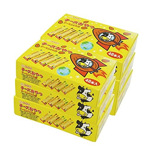 チーズ おやつ アーモンド入り 48本入り 6箱セット チーズ チーたら おつまみ探検隊 厳選 おつまみ 珍味 家飲みおつまみ お菓子 ちーず 贈答用 大容量 業務用