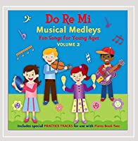 Vol. 2-Do Re Mi Musical Medleys