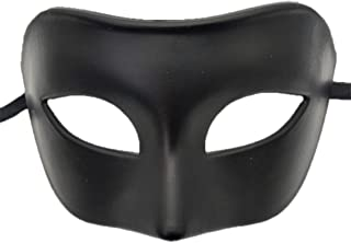 Mens Masquerade Mask Vintage Greek Roman Mask Venetian Party Mask Halloween Mardi Gras Mask