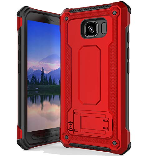 Anccer Armor Series for Samsung Galaxy S6 Active Case with Kickstand...