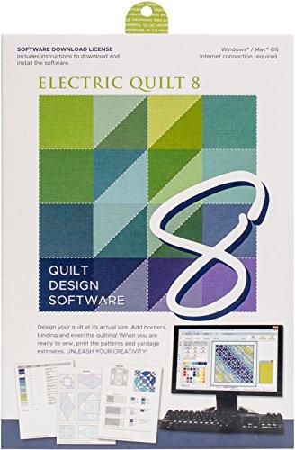 Electric Quilt A-0008EQ